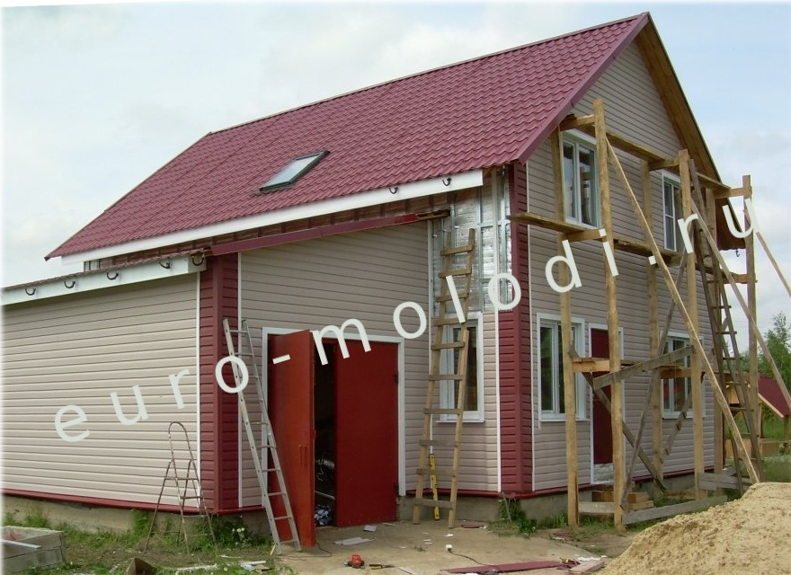Панели алюминиевые для отделки фасадов