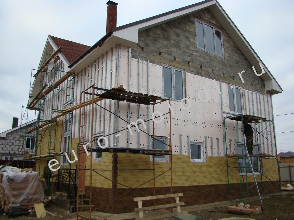 Металлический сайдинг 75 фото красота стен вашего дома