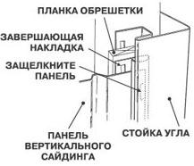 Вертикальный сайдинг
