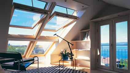 ГрандСтрой - мансардные окна